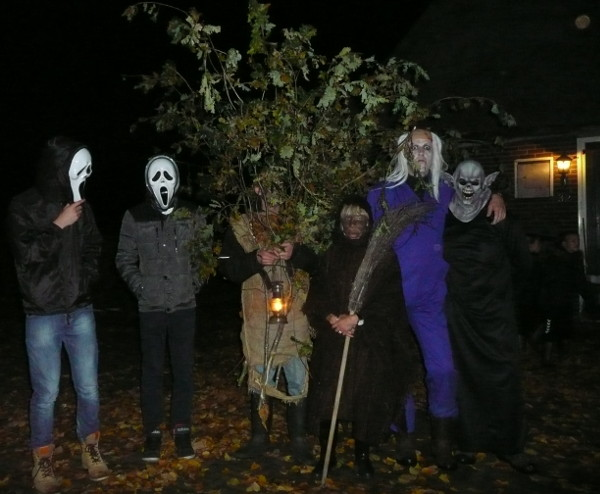 spooktocht 2015